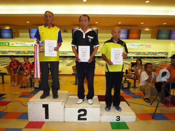 第67回石川県民体育大会 - 壮年男子個人戦