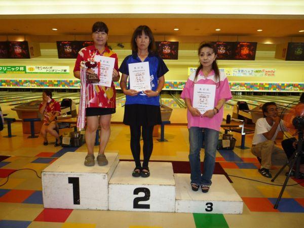 第67回石川県民体育大会 - 壮年女子 個人戦