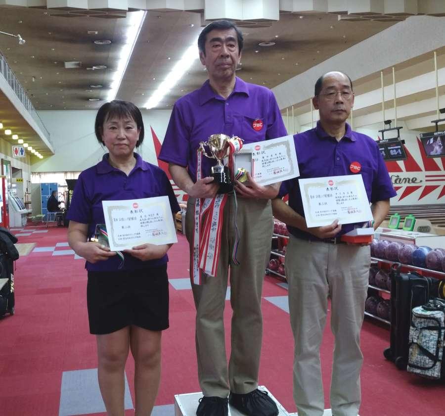 第1回 石川県シニアボウリング選手権大会